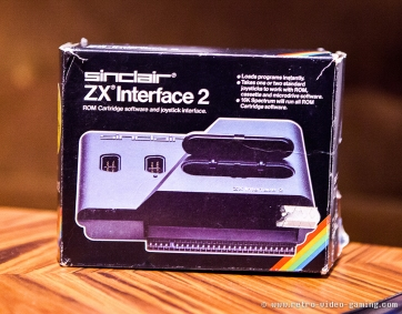 Sinclair ZX Interface 2